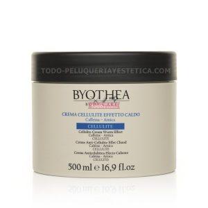 Byothea Crema Anti-Celulítica Efecto Calor (500ml)
