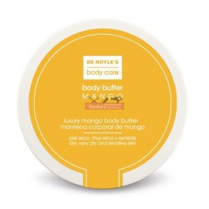 Exfoliante natural de mango de Noyles 250ml