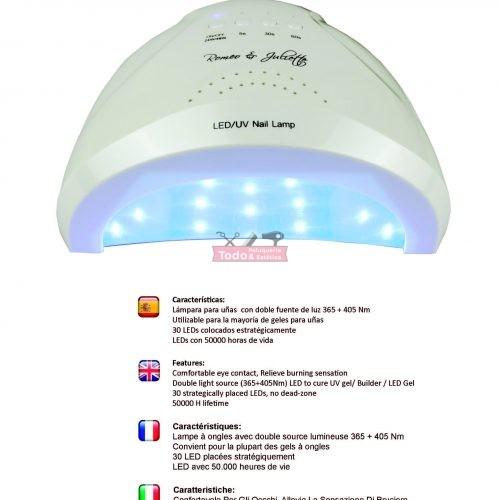 Lámpara Profesional LED 48w