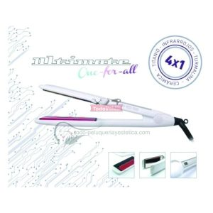 Plancha para el pelo Ultimate One For All de Perfect Beauty 4X1