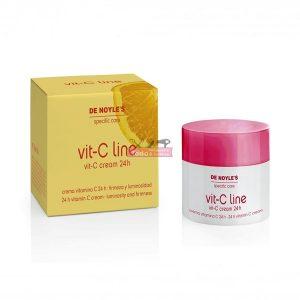 Crema Vit-C de Noyle´s(todo tipo de piel)