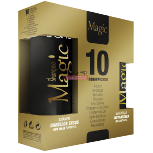 TAHE MAGIC PACK Champú cabellos secos+Mascarilla instantanea