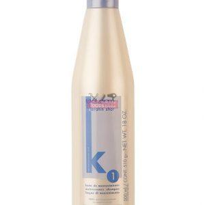 Salerm keratin Shot Champu keratina y Antiencrespado 500 ml