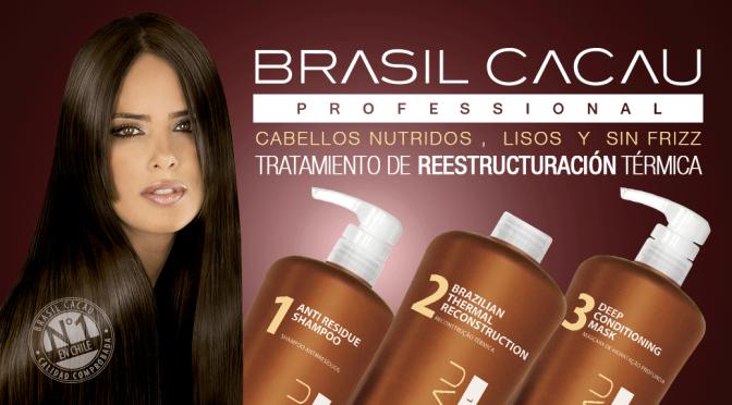 Tratamiento Keratina Brazil Cacau