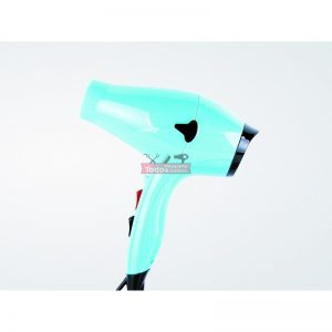 Secador Pluma Compact Pastel Blue Perfect Beauty