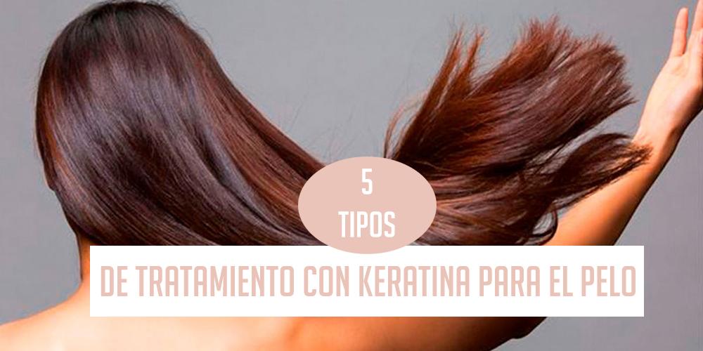 tratamiento keratina para el pelo