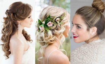 Consejos para lucir un peinado unico en fiestas