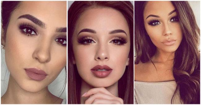 Trucos de maquillaje femenino