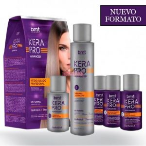 KATIVA BMT KERAPRO ADVANCED -KIT DE ALISADO