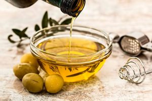 aceite de oliva para mascarilla casera hidratante