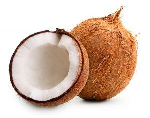 coco para mascarilla casera hidratante