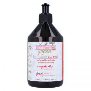 champu antiamarillo orgánico